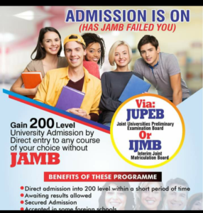 What to do after failing Post Utme